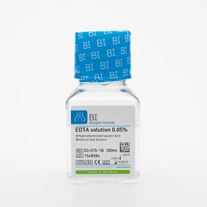 EDTA Disodium Salt Solution (0.05% in DPBS)