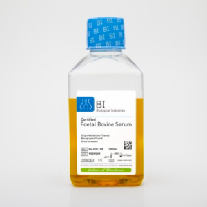 Fetal Bovine Serum, US Origin, Qualified for Mesenchymal Stem Cells