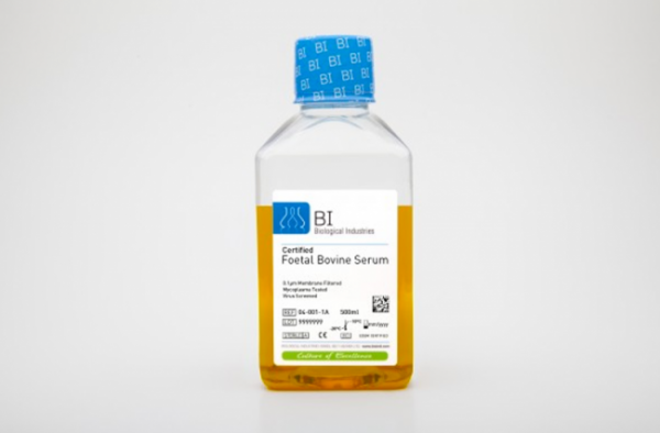Fetal Bovine Serum (FBS), USDA Approved Origin