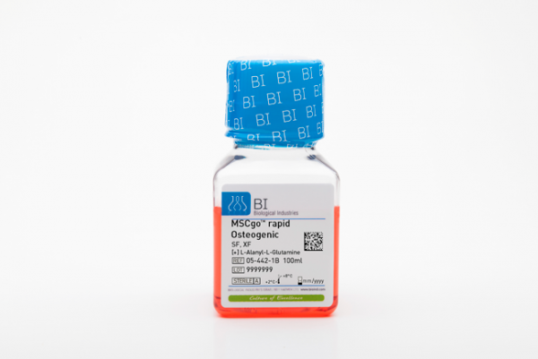MSCgo™ Rapid Osteogenic Differentiation Medium